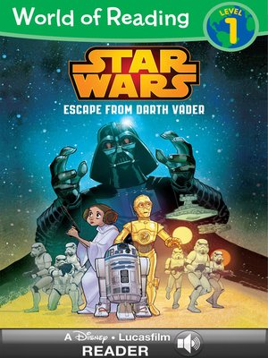 cover image of World of Reading: Star Wars