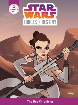 cover image of The Rey Chronicles