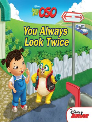 cover image of You Always Look Twice
