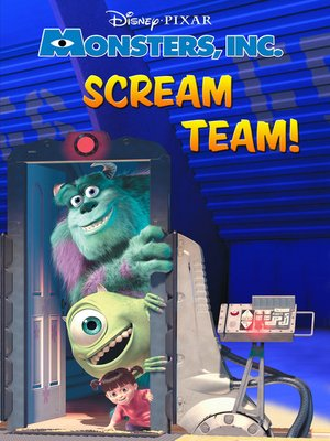 cover image of Monsters, Inc. Scream Team