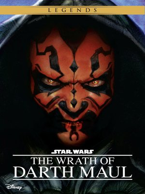 cover image of The Wrath of Darth Maul
