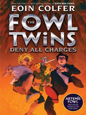 cover image of The Fowl Twins Deny All Charges