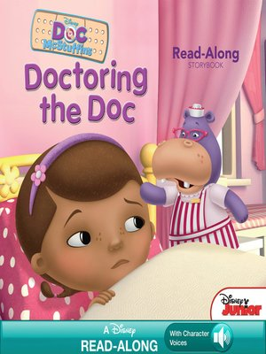 cover image of Doc McStuffins Read-Along Storybook