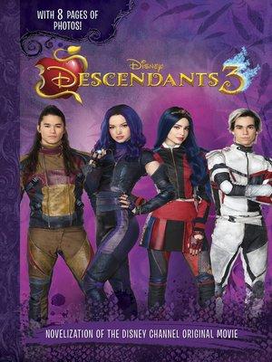cover image of Descendants 3 Junior Novel