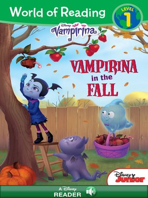 cover image of Vampirina in the Fall