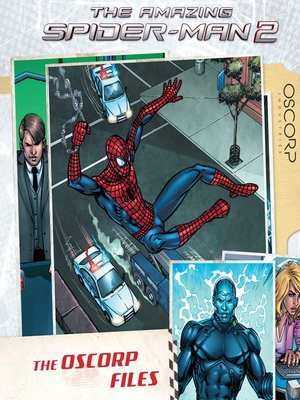 cover image of The Oscorp Files