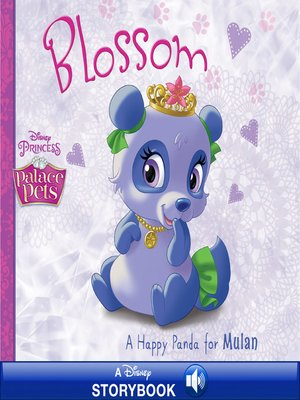 cover image of Blossom, Mulan's Panda: A Disney Read-Along