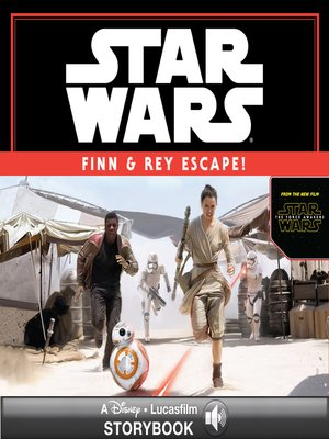 cover image of Finn & Rey Escape