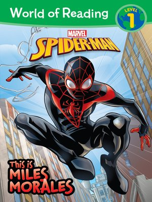 cover image of This is Miles Morales
