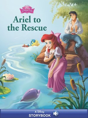 cover image of Ariel to the Rescue