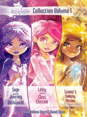 cover image of Star Darlings Collection, Volume 1