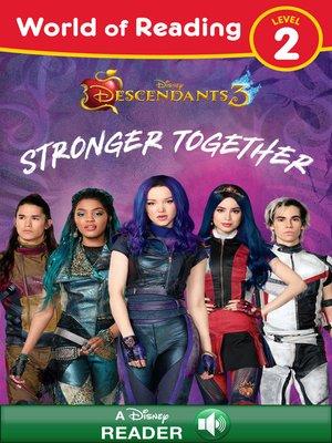 cover image of Descendants 3 Reader