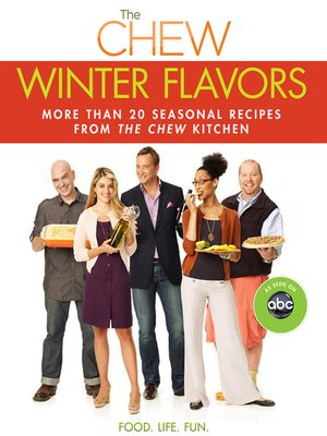 cover image of The Winter Flavors