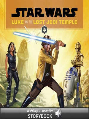 cover image of Luke and the Lost Jedi Temple
