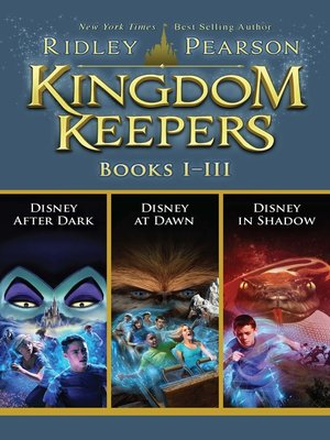 cover image of The Kingdom Keepers Books 1-3
