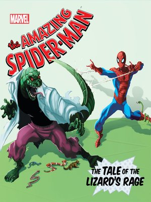 cover image of The Amazing Spider-Man