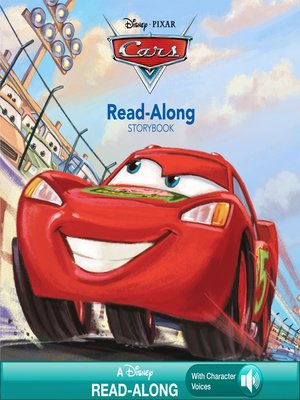 cover image of Cars Read-Along Storybook