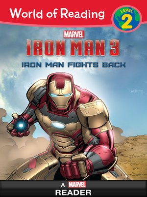 cover image of World of Reading Iron Man 3