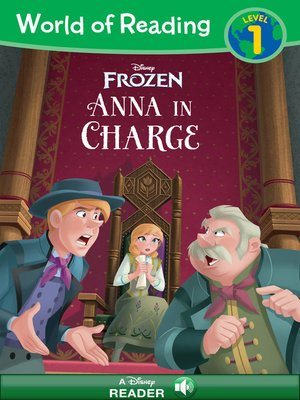 cover image of Anna in Charge