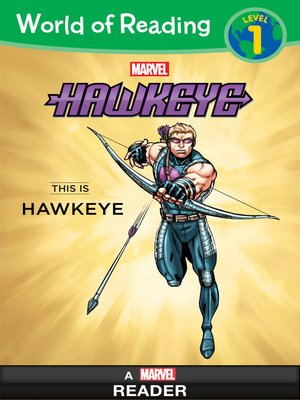 cover image of This is Hawkeye
