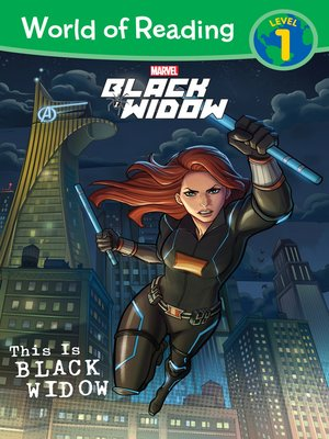cover image of This Is Black Widow
