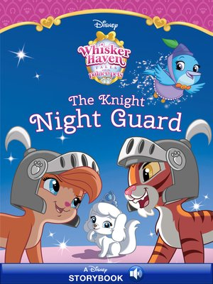 cover image of The Knight Night Guard
