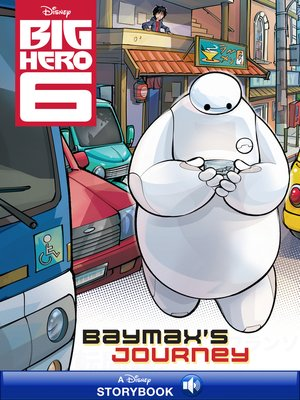 cover image of Baymax's Journey