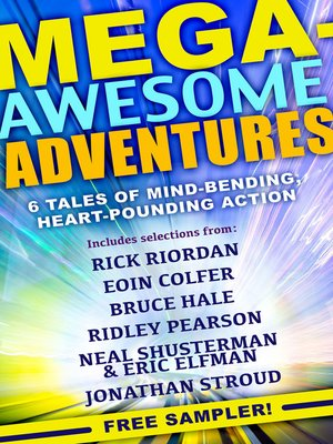 cover image of Mega-Awesome Adventures