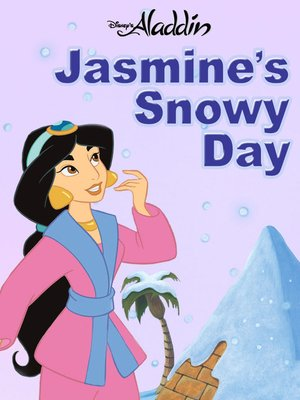 cover image of Jasmine's Snowy Day