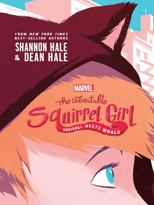 cover image of The Unbeatable Squirrel Girl