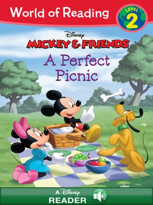 cover image of A Perfect Picnic