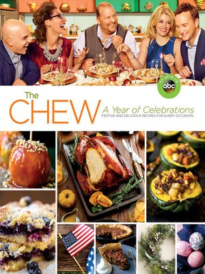 cover image of A Year of Celebrations: Festive and Delicious Recipes for Every Occasion