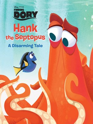 cover image of Hank the Septopus