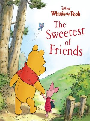 cover image of The Sweetest of Friends