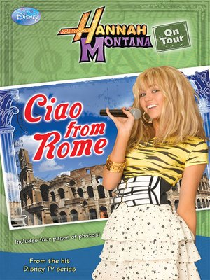 cover image of Ciao from Rome!