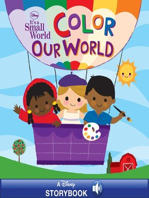 Color Our World by Disney Book Group · OverDrive (Rakuten ...