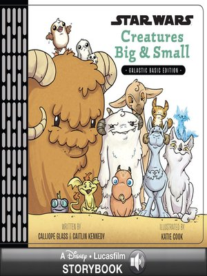 cover image of Creatures Big & Small