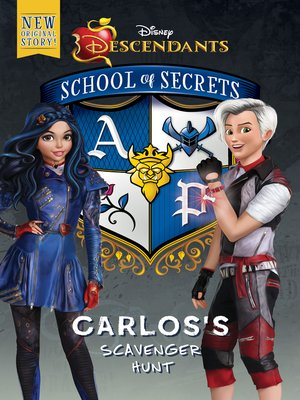 cover image of Carlos's Scavenger Hunt