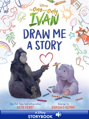 cover image of Draw Me a Story