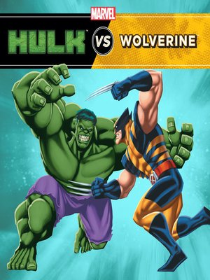 cover image of Hulk vs. Wolverine