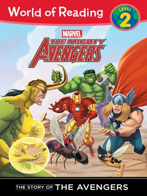cover image of Mighty Avengers