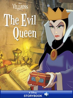 cover image of The Evil Queen
