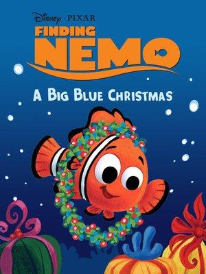 cover image of A Big Blue Christmas