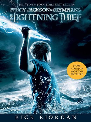 cover image of The Lightning Thief