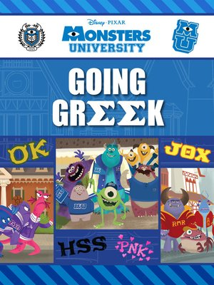 cover image of Going Greek