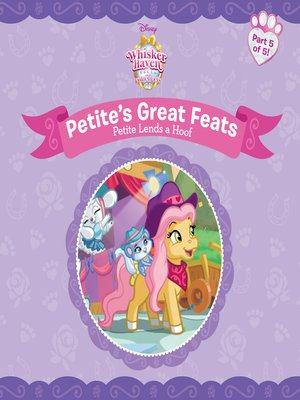 cover image of : Petite Lends a Hoof