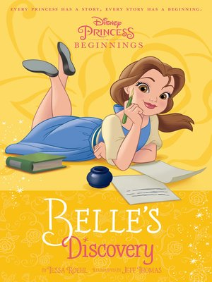 cover image of Belle's Discovery