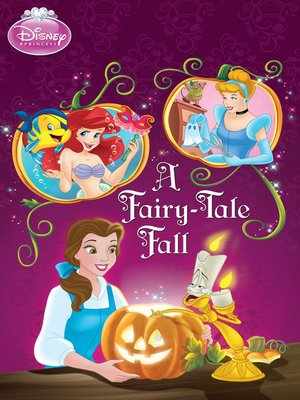 cover image of A Fairy-Tale Fall