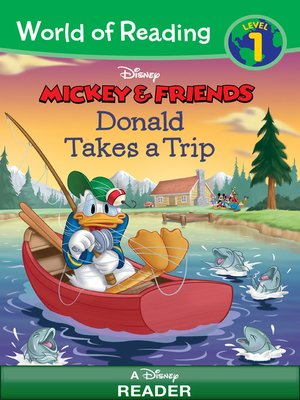 cover image of Donald Takes a Trip