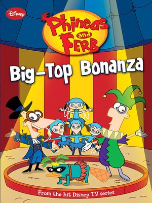 cover image of Big-Top Bonanza
